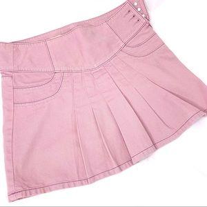 GAP Pleated Mini Skirt